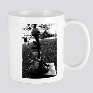 Some gave all. Mugs