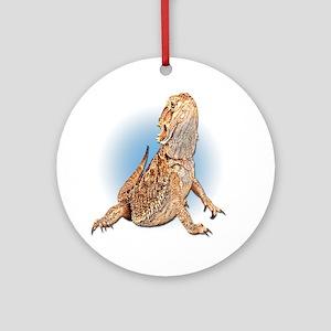 Bearded Dragon Ornament (Round)