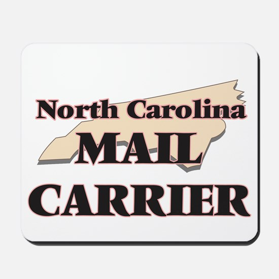 North Carolina Mail Carrier Mousepad