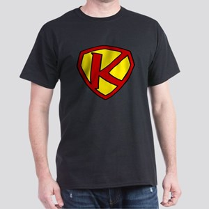 Super K Logo Costume 05 Dark T-Shirt