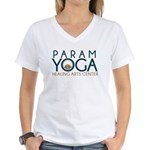 Param Yoga Women's V-Neck T-Shirt
