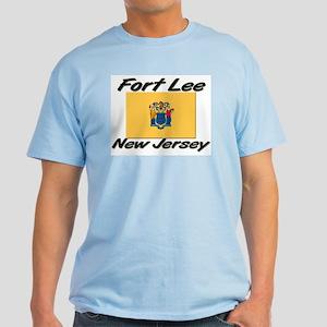 Fort Lee New Jersey Light T-Shirt