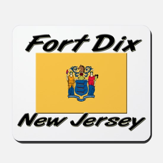 Fort Dix New Jersey Mousepad