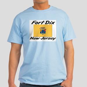 Fort Dix New Jersey Light T-Shirt