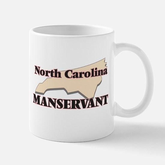 North Carolina Manservant Mugs