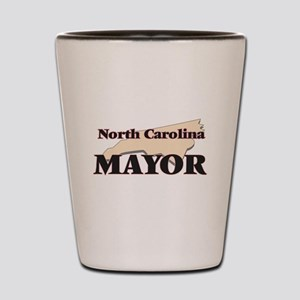 North Carolina Mayor Shot Glass
