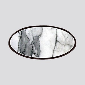 abstract chic white marble Patch