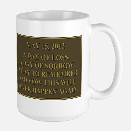 MAY 15, 2012 Large Mug