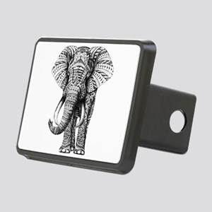 Paisley Elephant Hitch Cover