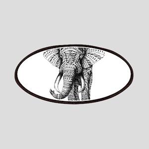 Paisley Elephant Patch