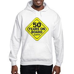 50th Birthday Hoodie