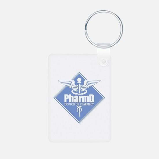 PharmD (b)(diamond) Keychains