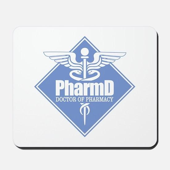 PharmD (b)(diamond) Mousepad