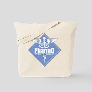 PharmD (b)(diamond) Tote Bag