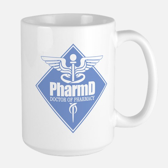 PharmD (b)(diamond) Mugs