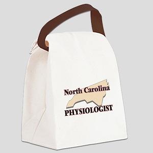 North Carolina Physiologist Canvas Lunch Bag