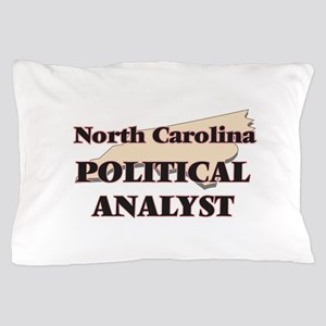 North Carolina Political Analyst Pillow Case
