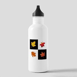 FALLING LEAVES Water Bottle