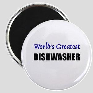 Worlds Greatest DISHWASHER Magnet