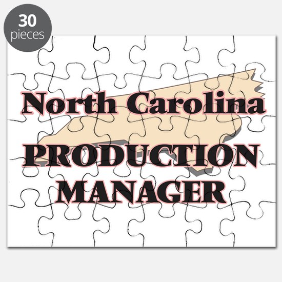 North Carolina Production Manager Puzzle