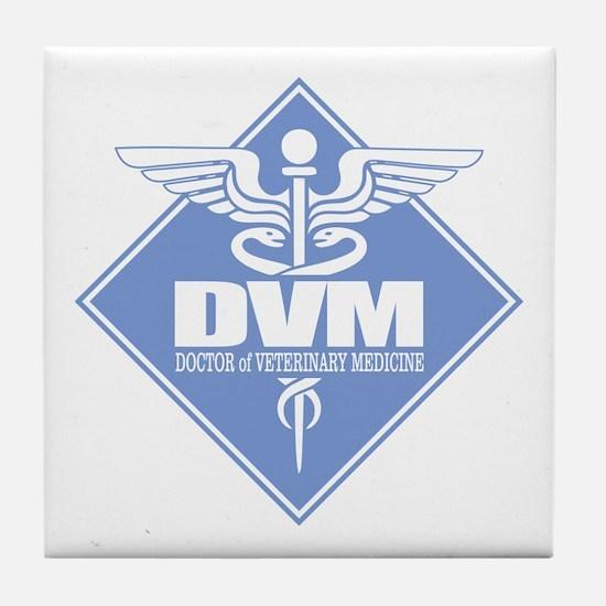 DVM (b)(diamond) Tile Coaster