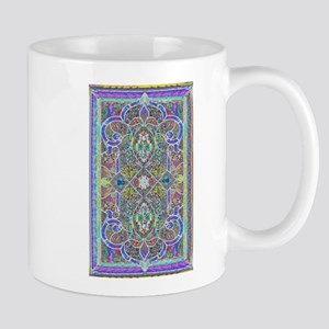 Stained Glass 4 Mugs