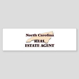 North Carolina Real Estate Agent Bumper Sticker