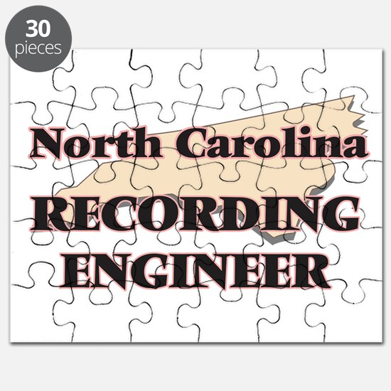 North Carolina Recording Engineer Puzzle