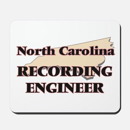 North Carolina Recording Engineer Mousepad