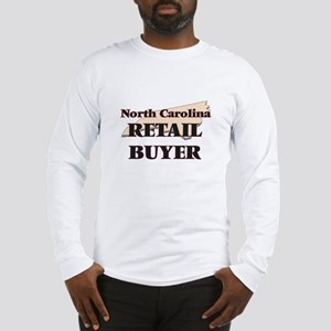 North Carolina Retail Buyer Long Sleeve T-Shirt