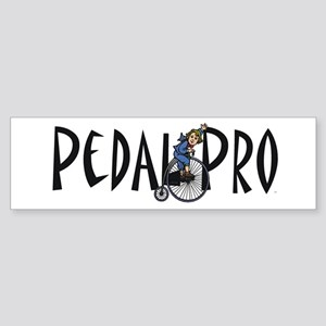 TOP Pedal Pro Sticker (Bumper)