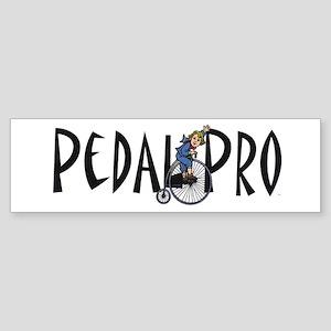TOP Pedal Pro Sticker (Bumper)