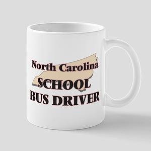 North Carolina School Bus Driver Mugs