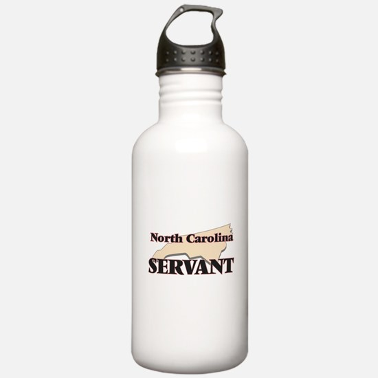 North Carolina Servant Water Bottle