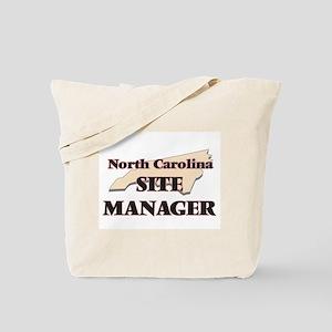 North Carolina Site Manager Tote Bag