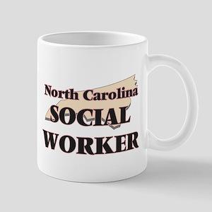 North Carolina Social Worker Mugs