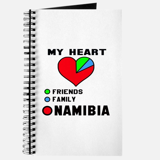 My Heart Friends, Family and Namibia Journal