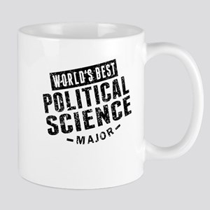 Worlds Best Political Science Major Mugs
