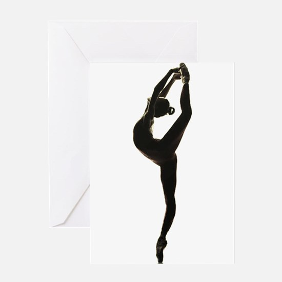 Ballet Dance Greeting Cards
