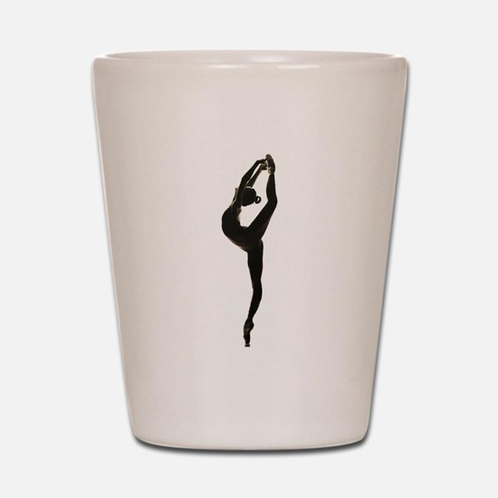 Ballet Dance Shot Glass