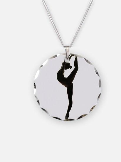 Ballet Dance Necklace