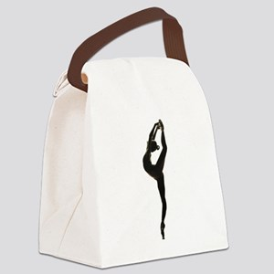 Ballet Dance Canvas Lunch Bag
