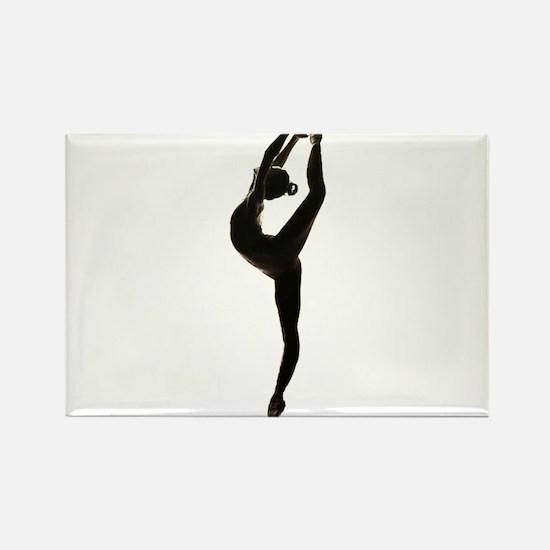 Ballet Dance Magnets