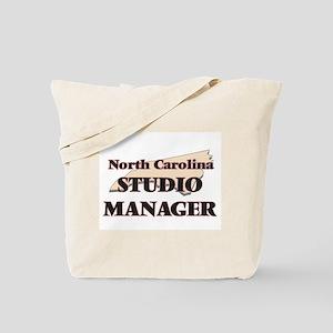 North Carolina Studio Manager Tote Bag