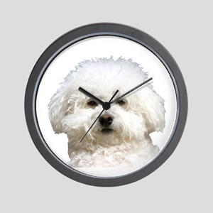 Fifi the Bichon Frise Wall Clock