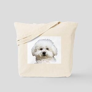 Fifi the Bichon Frise Tote Bag