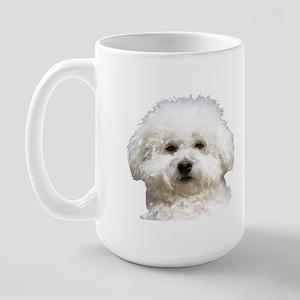 Fifi the Bichon Frise Large Mug