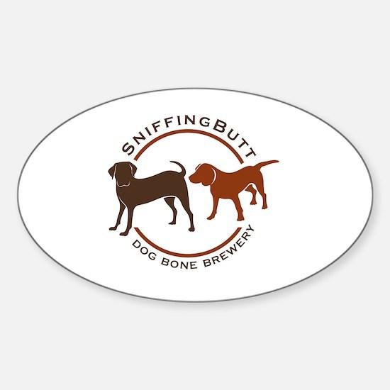 SB Print Logo Sticker (Oval)