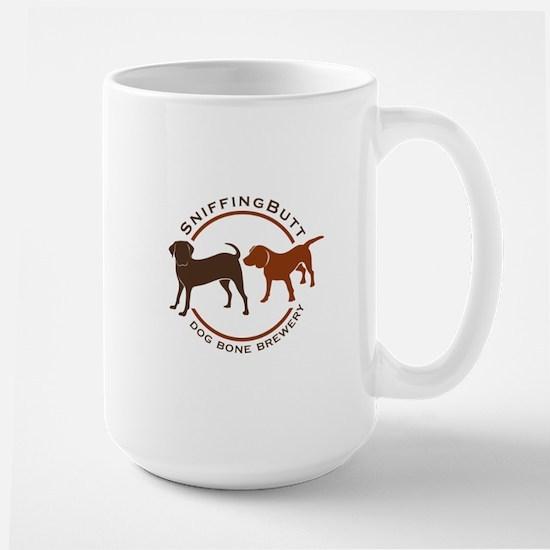 SB Print Logo Large Mug