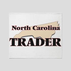 North Carolina Trader Throw Blanket